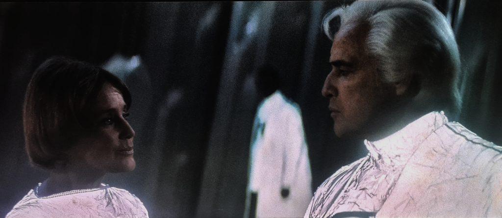 Marlon Brando. Superman. (Warner Bros. 1978.)
