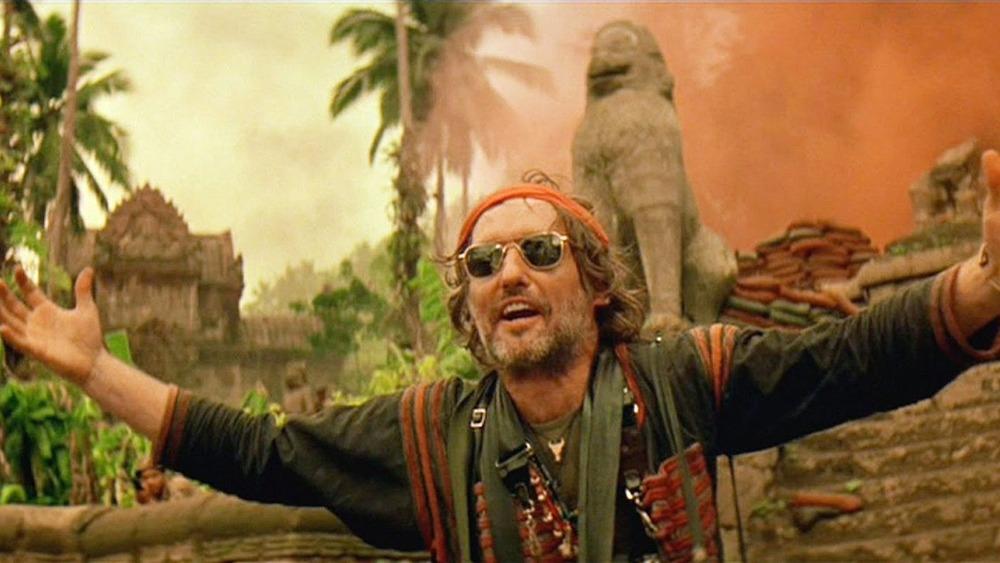 Dennis Hopper. (Apocalypse Now. Zoetrope Studios. 1979.)