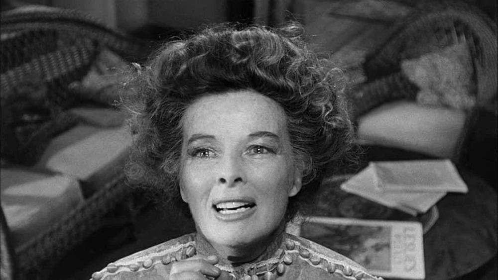 Katharine Hepburn. (Larga jornada hacia la noche. First Company, Embassy Films. 1962. )