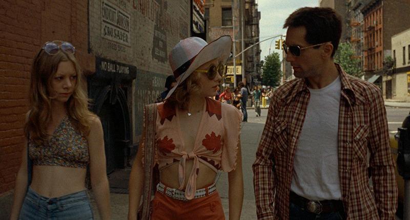 Jodie Foster y Robert de Niro. (Taxi driver. Columbia Pictures. 1976.)