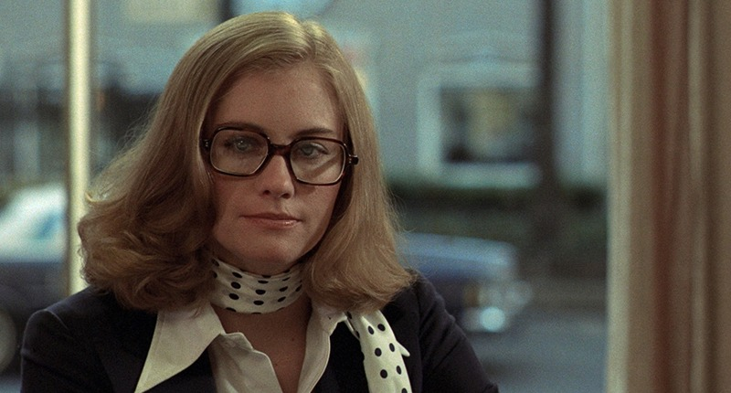 Cybill Shepherd. (Taxi driver. Columbia Pictures. 1976.)