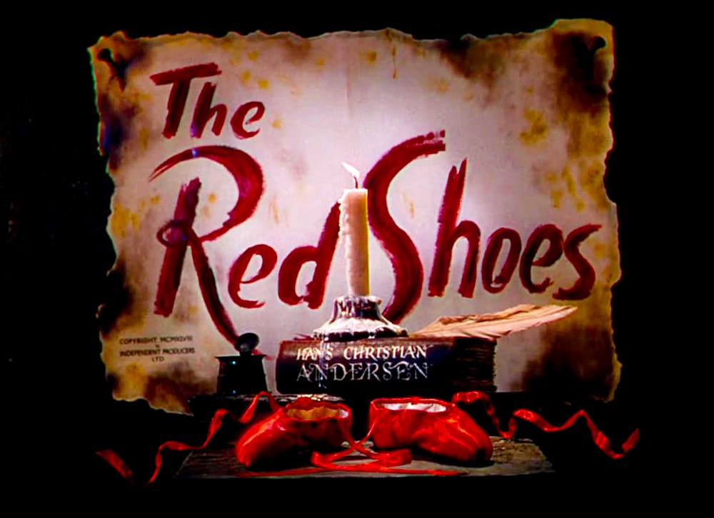 The red shoes. (Independent Producers. 1948.)