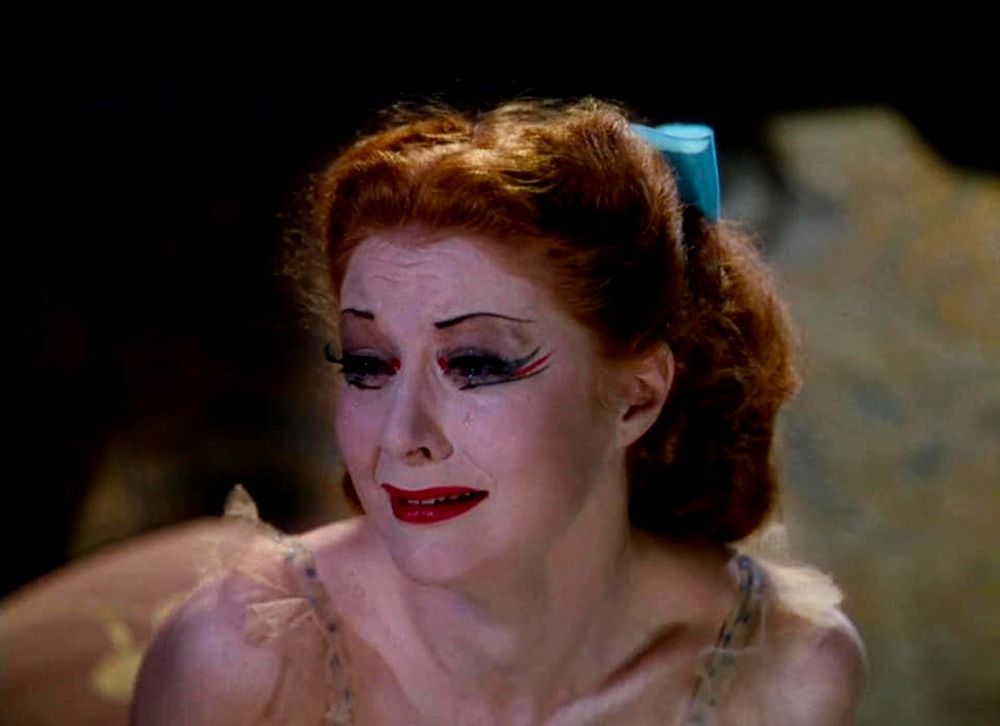 Moira Shearer. (The red shoes. Independent Producers. 1948.)