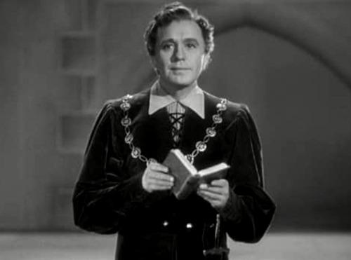 Jack Benny. (Ser o no ser. Romaine Film, Alexander Korda. 1942.)