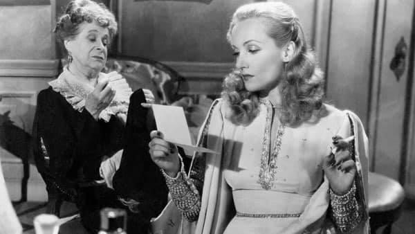 Carole Lombard. (Ser o no ser. Romaine Film, Alexander Korda. 1942.)