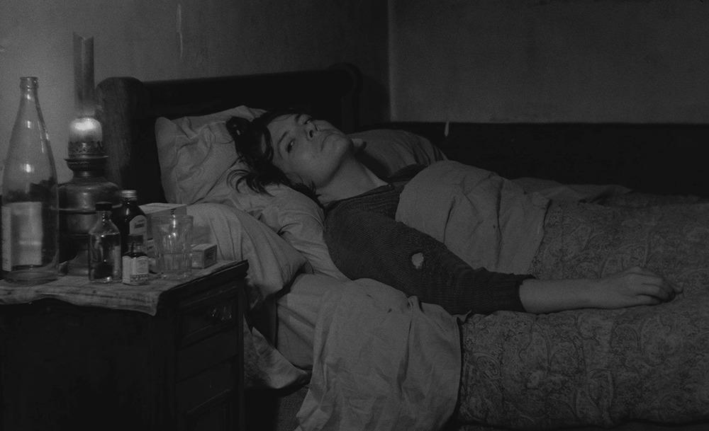 Marie Cardinal. (Mouchette. Argos Films, Parc Film. 1967.)