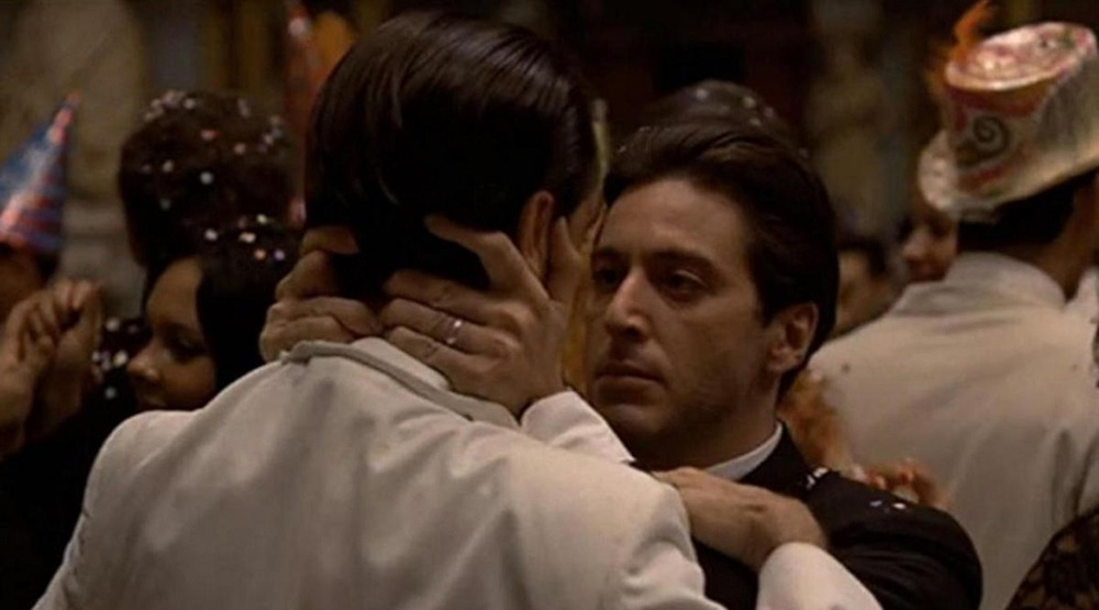 Al Pacino y John Cazale. (The Godfather II. Paramount Pictures. 1974.)