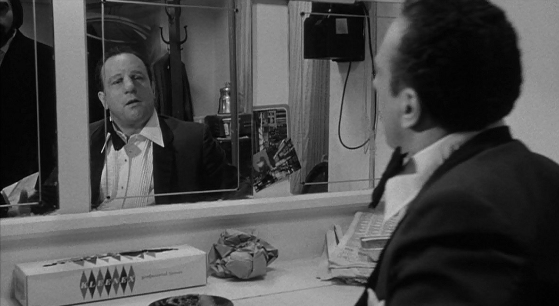 Robert de Niro. (Toro salvaje. United Artists. 1980.)