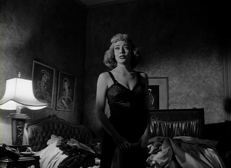 Marie Windsor. (The Killing. Harris-Kubrick Productions. United Artists. 1956.)
