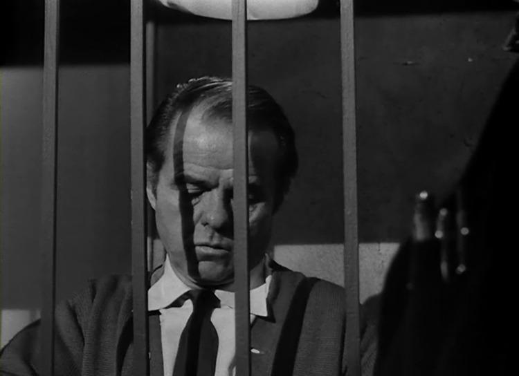 Elisha Cook Jr. (The Killing. Harris-Kubrick Productions. United Artists. 1956.)