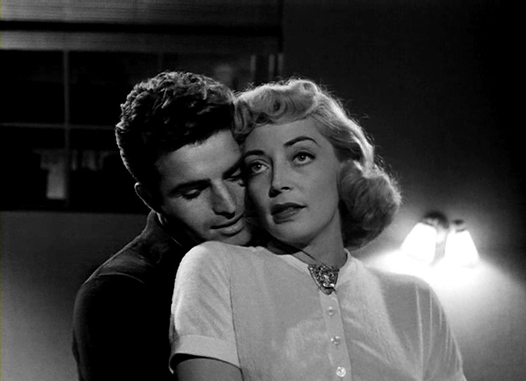 Marie Windsor y Val Cannon. (The Killing. Harris-Kubrick Productions. United Artists. 1956.)