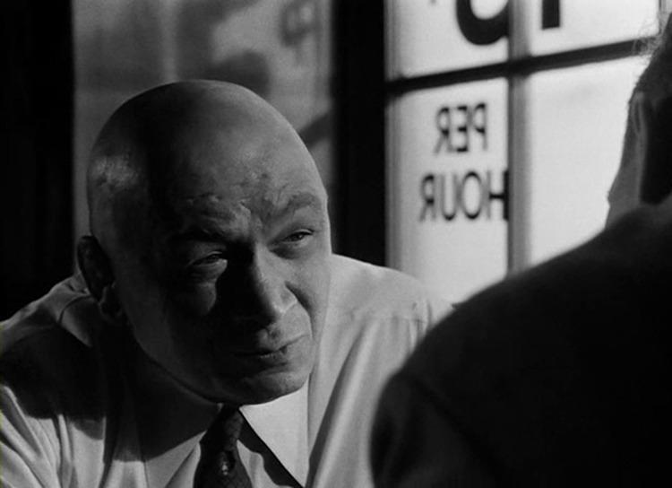 Kola Kwarini. (The Killing. Harris-Kubrick Productions. United Artists. 1956.)