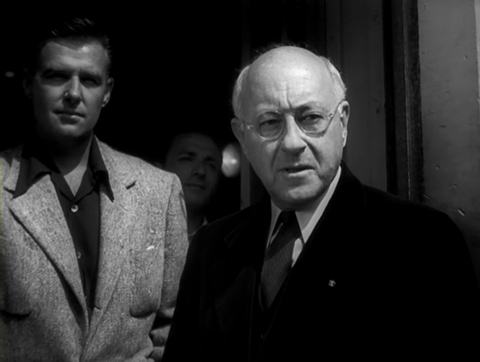 Cecil B. DeMille. (Sunset boulevard. Paramount Pictures. 1950.)