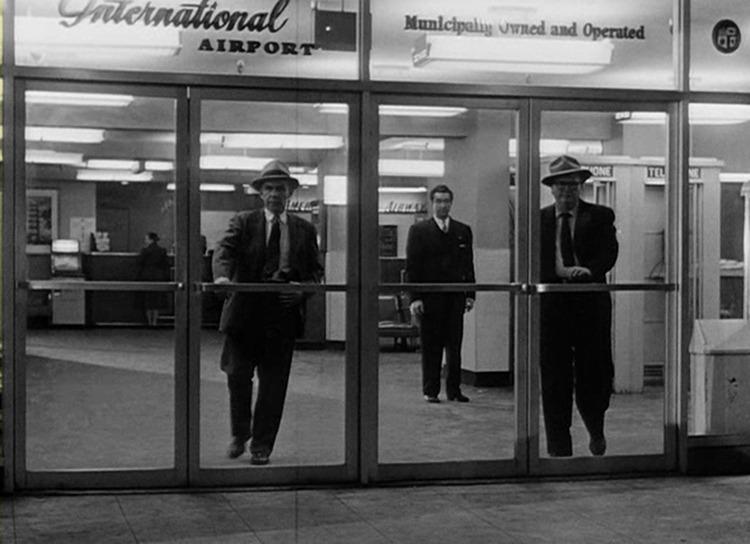 The Killing. (Harris-Kubrick Productions. United Artists. 1956.)