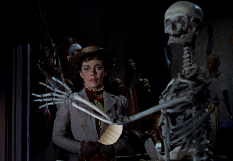 Sue Allen. (House of wax. Warner Bros. 1953.)