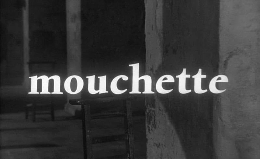Mouchette. (Argos Films, Parc Film. 1967.)
