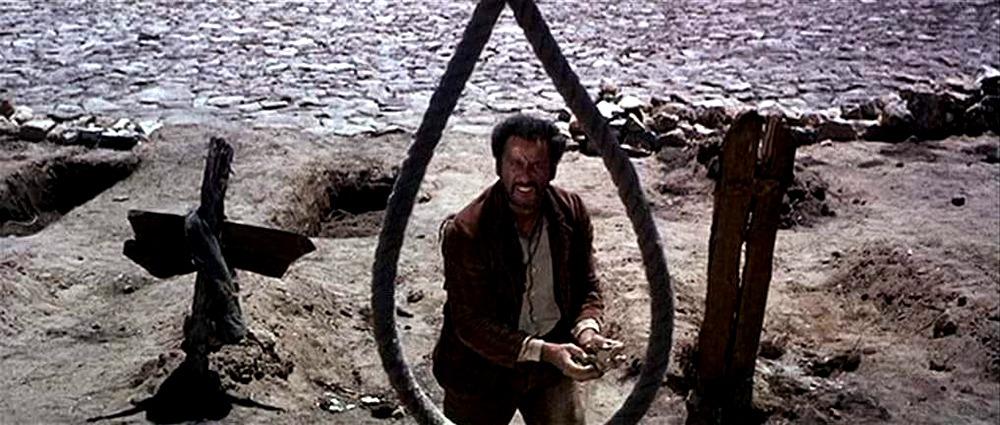 Eli Wallach. (El bueno, el feo y el malo. Produzioni Europee Associati (PEA), Arturo González P.C, Constantin Film. 1966.)