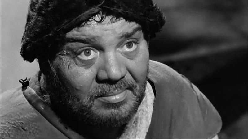 Folco Lulli. (Dulcinea. Aspa Producciones Cinematográficas S.A, Nivifilm. 1963.)