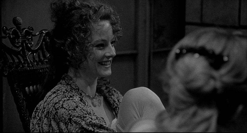 Jodie Foster. (Sombras y niebla. Orion Pictures. 1991.)