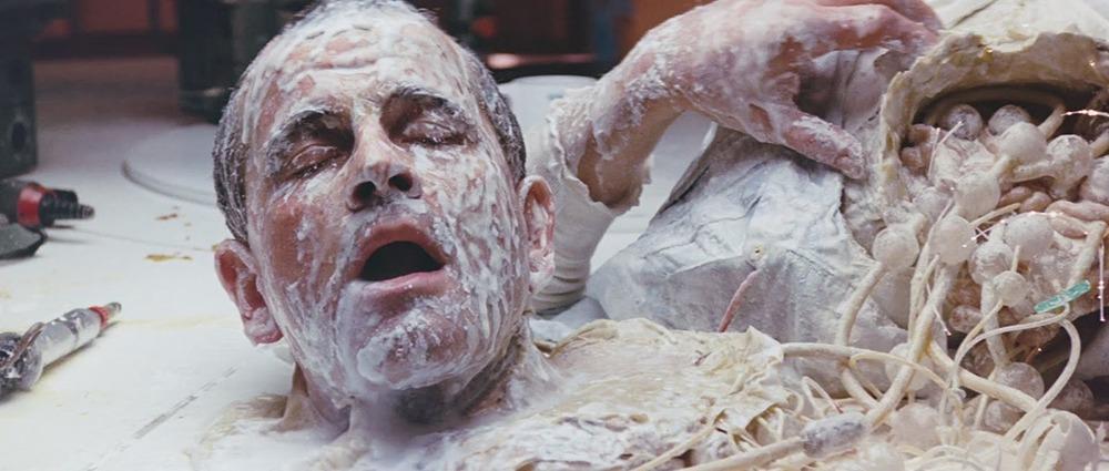 Ian Holm. (Alien. 20th Century Fox, Brandywine Productions. 1979.)
