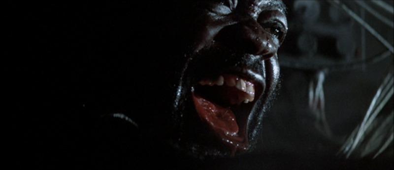 Yaphet Kotto. (Alien. 20th Century Fox, Brandywine Productions. 1979.)