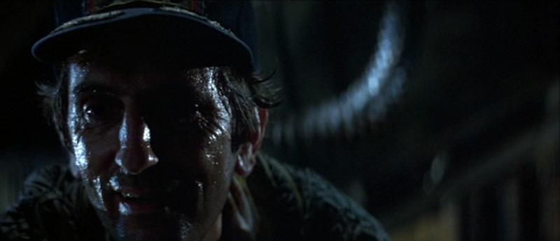 Harry Dean Stanton. (Alien. 20th Century Fox, Brandywine Productions. 1979.)