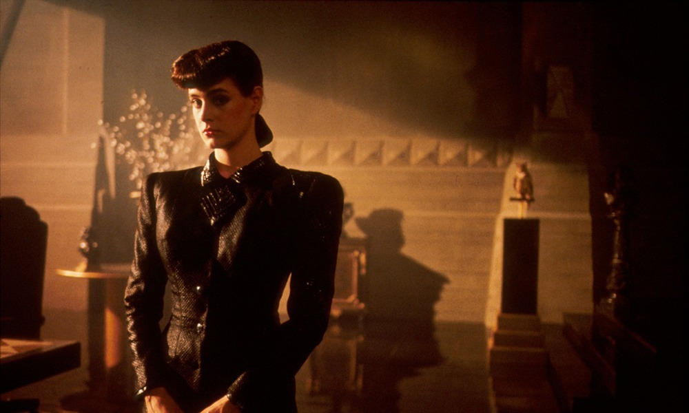Sean Young. (Blade Runner. Warner Bros., Ladd Company, Shaw Brothers. 1982.)