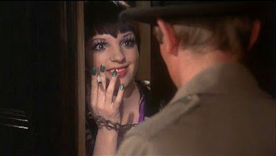 Liza Minnelli y Michael York. (Cabaret. Allied Artists, ABC Pictures. 1972.)