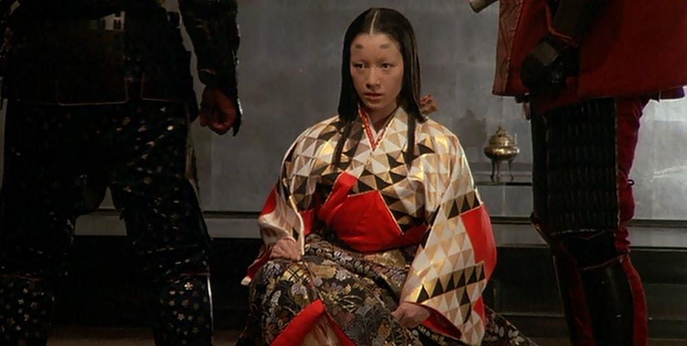 Mieko Harada. (Ran. Greenwich Film Productions, Herald Ace, Nippon Herald. 1985.)