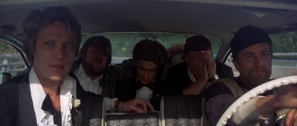 Christopher Walken, John Cazale y Robert De Niro. (The deer hunter. EMI Films, Universal Pictures. 1978.)