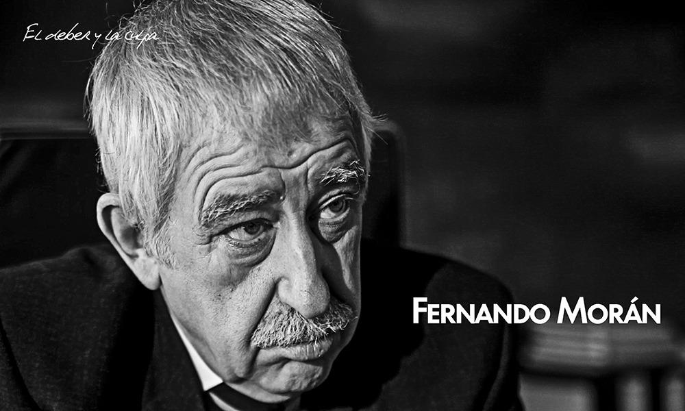 Fernando Morán. (El deber y la culpa. Dama Negra Films. 2012.)
