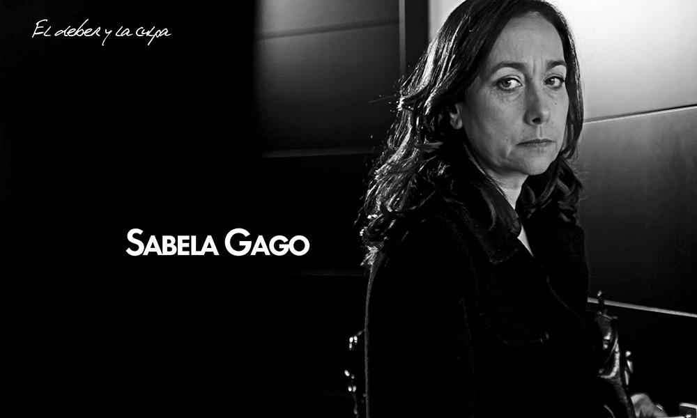 Sabela Gago. (El deber y la culpa. Dama Negra Films. 2012.)