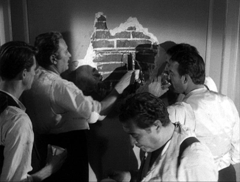 El ángel exterminador. (Producciones Alatriste. 1962.)