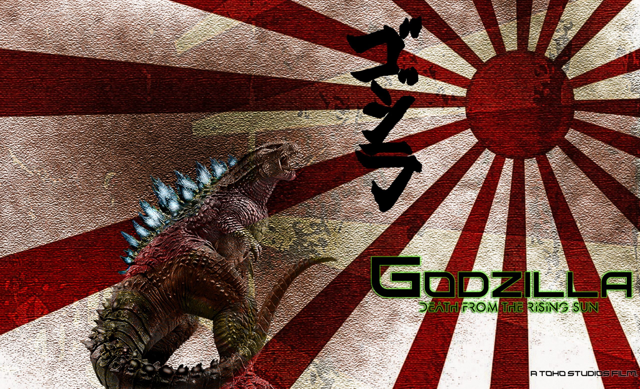 Godzilla. (Toho Company. 1954- )