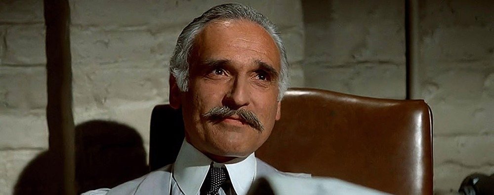 Harold Gould. (The Sting. Universal Pictures, Zanuck/Brown. 1973.)