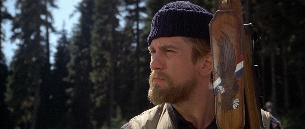 Robert De Niro. (The deer hunter. EMI Films, Universal Pictures. 1978.)