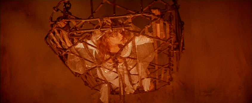 Kate Capshaw. (Indiana Jones and the temple of doom. Paramount Pictures, Lucasfilm. 1984.)