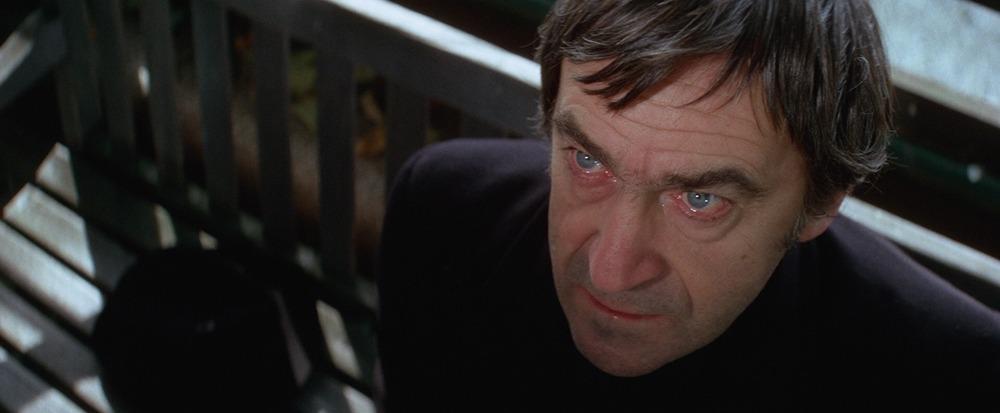 Patrick Troughton. (La profecía. 20th Century Fox. 1976.)