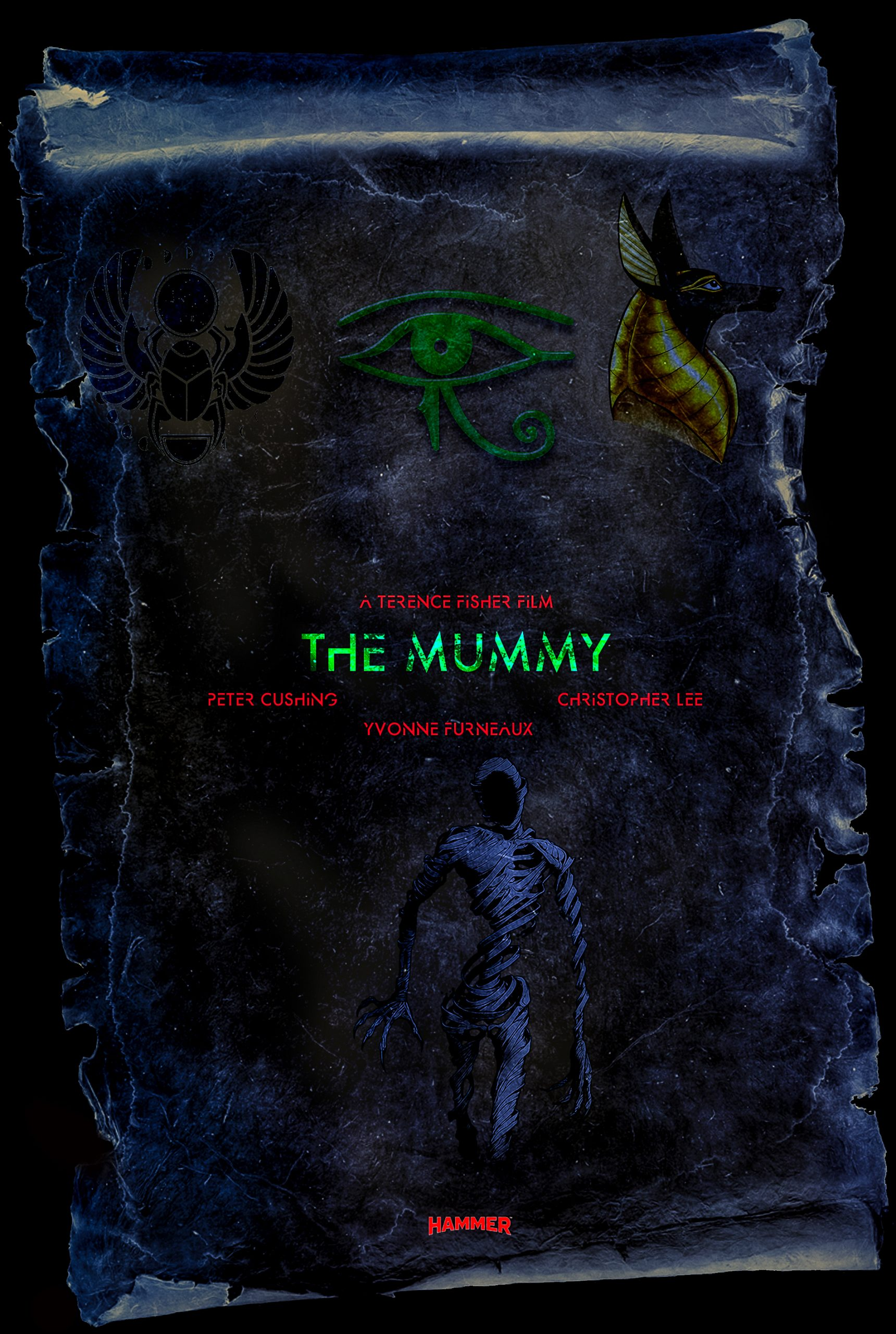 The Mummy. (Terence Fisher. 1959.)