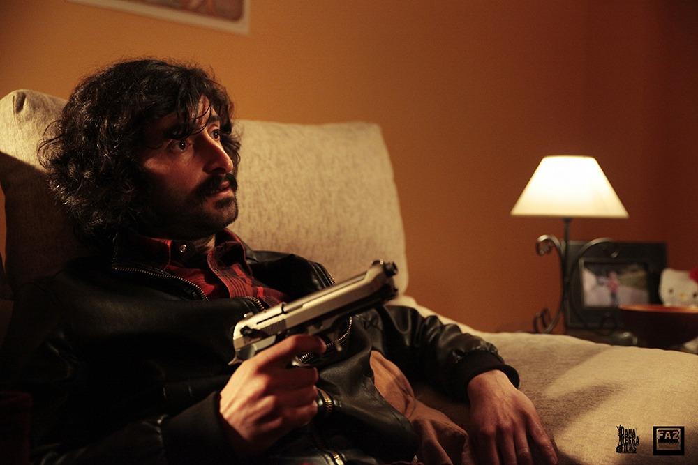 Alfonso Míguez. (La sentencia. Dama Negra Films. 2014.)