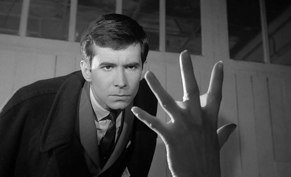 Anthony Perkins. (El proceso. Paris-Europa Productions, Hisa-Film, Finanziaria Cinematografica Italiana. 1962.)