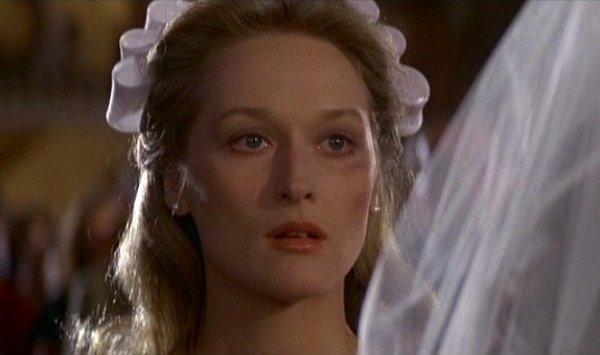 Meryl Streep. (The deer hunter. EMI Films, Universal Pictures. 1978.)
