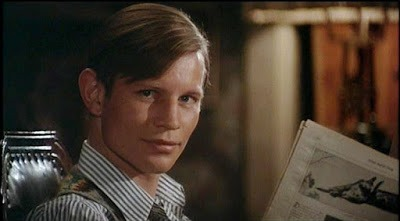 Michael York. (Cabaret. Allied Artists, ABC Pictures. 1972.)