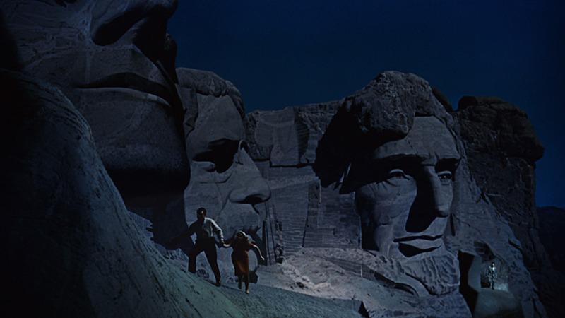 North by northwest. (Metro-Goldwyn-Mayer. 1959.)