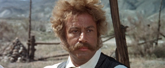 Stefano Imparato.(Once upon a time in the west. Paramount Pictures. 1968.)