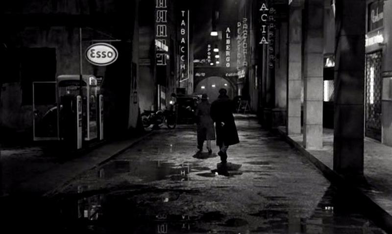 Noches Blancas. (Vides Cinematografica, Intermondia Films, Cinematográficas Cinematografica Associati. 1957.)