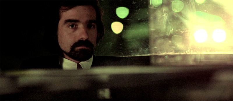 Martin Scorsese. (Taxi driver. Columbia Pictures. 1976.)