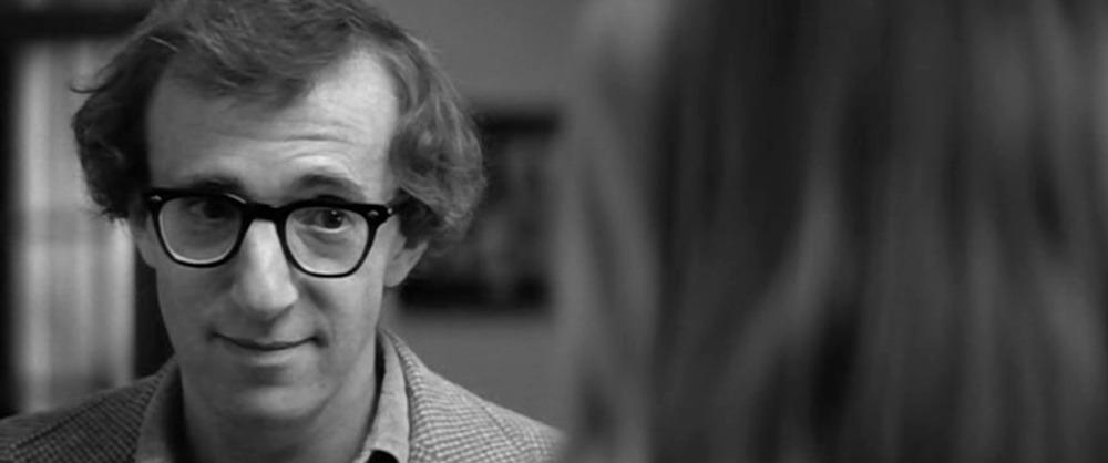 Woody Allen. (Manhattan. Jack Rollins & Charles H. Joffe Production, United Artists. 1979.)