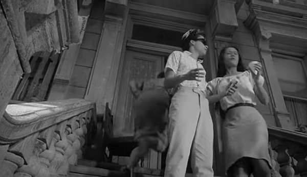 Los jóvenes salvajes. (United Artists. 1961.)