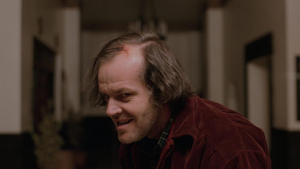 Jack Nicholson. (El resplandor. Hawk Films, Peregrine, Warner Bros., Producers Circle 1980.)